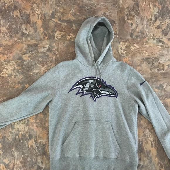 caf80ad6 Baltimore Ravens Nike Hoodie